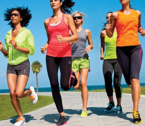 Как похудеть с помощью бега?